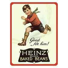 Officiel Heinz Baked Beans Torchon 100/% COTON neuf avec étiquettes