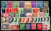 Jugoslavia - Lotto da 95  francobolli