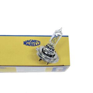 10 x Glühlampe Halogen Birne Blue Light H7 12V 55W Px26d — Magneti Marelli