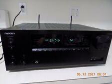 Onkyo TXNR575 7.2 Channel 170W Receiver Bundle