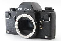 OPTICS MINT Pentax LX Late Model SLR 35mm Film Camera Black Body Only from Tokyo