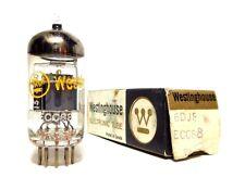 Brimar England 6DJ8 ECC88 NOS NIB Tube Valve WA3 for Westinghouse