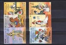 Serie Disney postfris MNH Bequia: Mickey Minnie Goofy Donald (dis044)