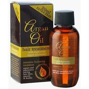 Argan Oil Hydrating Hair Treatment with Moroccan Extract * 50ml * FREE Delivery