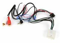 Metra 70-8114 Steering Wheel Control Harness w/ RCA Connection for Toyota/Lexus