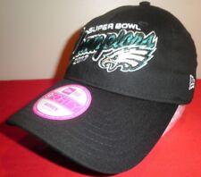 check out 81a1b 6e12c New Era 9FORTY Philadelphia Eagles SUPER BOWL CHAMPIONS Woman s Adj Hat ...