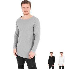 Unifarbene Urban Classics Herren-T-Shirts aus Baumwolle keine Mehrstückpackung