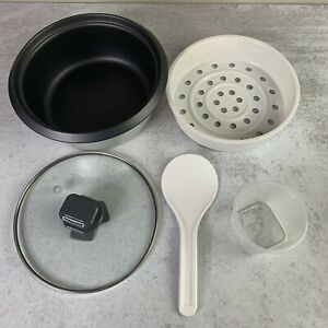 READ** Accesories BLACK+DECKER RC506 6-Cup Rice Cooker (PARTS ONLY)