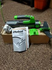 iRobot Looj Gutter Cleaning Robot with remote and box
