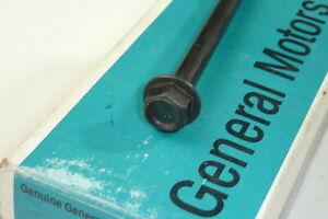 NOS GTO Pontiac Tri Power Intake Water Pump Bracket Bolt Orginal GM Grand Prix