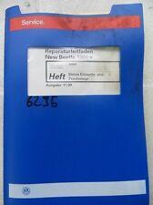 Werkstattbuch Reparaturleitfaden VW New Bettle Simos Einspritz Zündanlage #6295