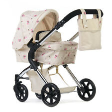 Roma Darcie Single Dolls Pram Cream - 3-12 years Ideal Present For All Ages