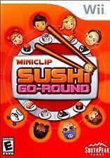 Sushi Go-Round  (Nintendo Wii, 2010)