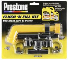 Prestone Flush 'n Fill Radiator Flush Cleaning Kit for Most Cars and Trucks New!