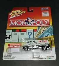 """New in Box! 2003 Johnny Lightning """"77 Dodge Van (Game Pieces) Mint Card"""