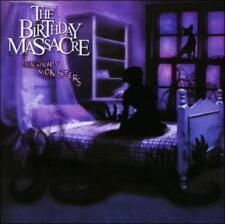 THE BIRTHDAY MASSACRE - IMAGINARY MONSTERS USED - VERY GOOD CD