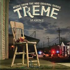 Treme, Season 2: Music From the HBO Original Series, New Music