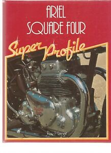 Ariel Square Four by Roy R. Harper (Hardcover, 1984)