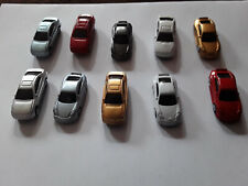 10 Stk.Modellautos Einfach Spur N -Neu
