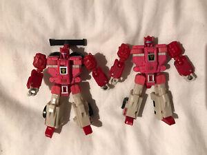 Transformers Takara Legends Autobot Clones Fastlane Cloudraker