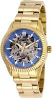 Invicta Women's 26362 'Objet D Art' Automatic Gold-Tone Stainless Steel Watch