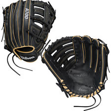 """Wilson A700 12.5"""" Outfield Baseball Glove 2022 Outfield Model"""
