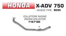 COLLECTEUR ARROW HONDA X-ADV 750 2017 - 71671MI