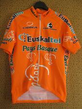Maillot Cycliste Euskaltel Euskadi 2002 Integral Pays Basque Jersey cycling - M