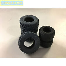 W9117 Scalextric Spare Batmobile Tyre Pack (C2635)