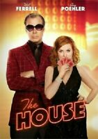 The House (DVD, 2017) Will Ferrell, Amy Poehler DISC ONLY - NO COVER ART