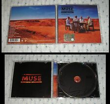 BLACK HOLE AND REVELATIONS MUSE CD 2006 starlight supermassive black hole