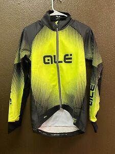Alé Cycling PRR Winter Jacket - Fluo Yellow - Men's XS-XXL