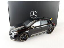 Mercedes-AMG GLA 45 Yellow Night Edition • NEU • GT Spirit B66960469 • 1:18