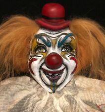 CrEePy Clown Waldo Handcrafted Ooak Porcelain Anco Circus Parade Clown g2taylor