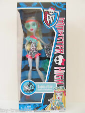 Fun in the Sun Bathing Suit Monster High Doll Lagoona & Accessories - Ages 6+