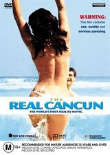 The Real Cancun (DVD, 2006) LIKE NEW ... R 4