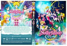 DVD Sailor Moon Crystal Season 1 Eps 1-26END.. English Dubbed Region Free