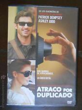 DVD ATRACO POR DUPLICADO (PATRICK DEMSEY, ASHLEY JUDD) (6G)