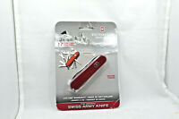 """Deluxe Tinker""Victorinox Swiss Army Knife 17 function Pocket Knife"