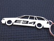 BMW E34 TOURING schlüsselanhänger M5 5 520 525i 540 TURBO DIESEL BBS IX anhänger