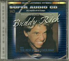 Rich, Buddy Best Band I Ever Had Hybrid SACD Audio Fidelity AFZ 003 OOP