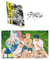 STRAY KIDS I am WHO 2nd Album [I am ver.] CD+Photobook+3 Photocard+Lyrics Poster