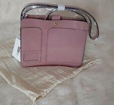 ORLA KIELY  Pocket Panel Leather Agatha Bag -Lilac
