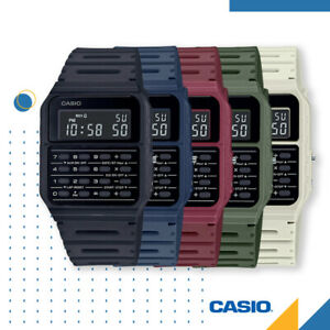 Casio CA-53W NEW Databank Retro Mens Unisex Digital Watch Calculator GENUINE