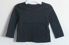 New Baby Gap Size 12-18 Months Blue Galaxy Long Sleeves Tops ~ Shirt