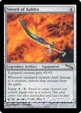 SWORD OF KALDRA Mirrodin MTG Artifact — Equipment RARE