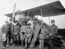 "Turkish Ottoman Air Force Albatross 15th Sqd World War 1, 5.5x4"" Photo Reprint1"