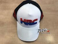 2019 Genuine Honda HRC Racing Merchandise Moto GP embroidered Baseball Cap Hat B