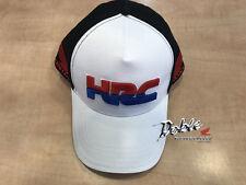 2017 Genuine Honda HRC Racing Merchandise Moto GP embroidered Baseball Cap Hat B