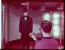 Star Trek TOS 35mm Film Clip Slide Savage Curtain Lincoln Transporter 3.22.73